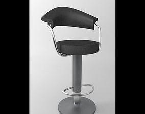 intrrior Stool 3d model