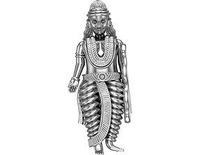 3D printable model Rama god