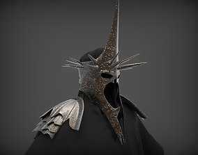 3D model Witch King Of Angmar From LOTR