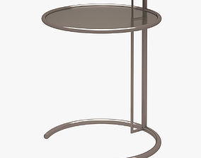3D asset Mies Van Der Rohe Coffee Table 011