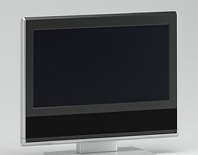 TV Toshiba 3D model