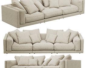 Flexform LUCIEN sofa 3D