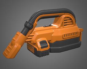 3D asset Portable Vacuum Kit