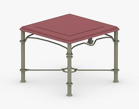 0231 - Coffee Table 3D asset
