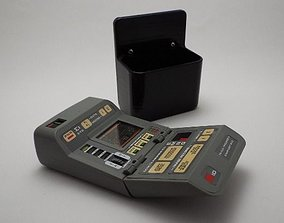 Star Trek TNG Tricorder - Playmates 3D print model