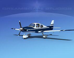 3D Cirrus SR22 V12