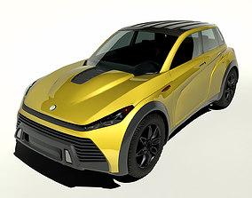 Mongoose AWD Concept sports Wagon 3D