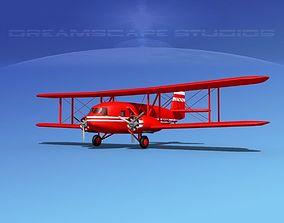 Curtiss Condor V03 3D model
