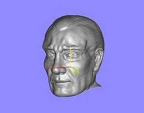 jewellery MUSTAFA KEMAL ATATURK 3D print model