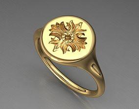seal ring 12 3D print model