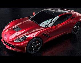 Chevrolet Corvette Stingray 3D model