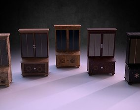 Cupboard M01 - The Marquis Collection 3D asset PBR