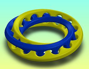 3D asset Klein Bottle-Oloid-Anti Oloid-Mobius Pack