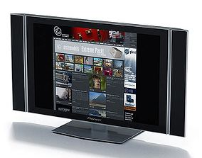 Large Flatscreen Tv 3D
