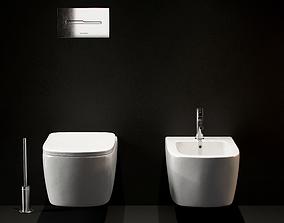 3D model sanitary ware comodo
