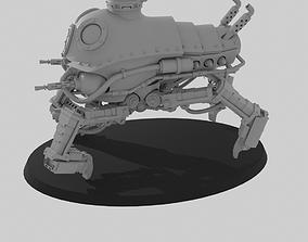 Crawler Mech Disintegrator 3D printable model
