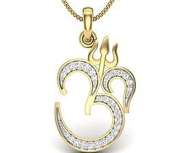 religious Spiritual pendant 3dm detail 3D print model