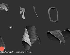 3D print model The mummies alive - Ja Kal