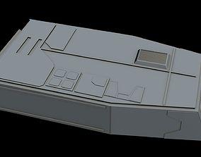 3D Starship part 26 cargo