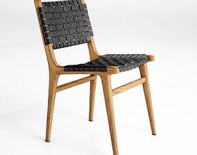3D model Barnaby Lane Tanner dining chair