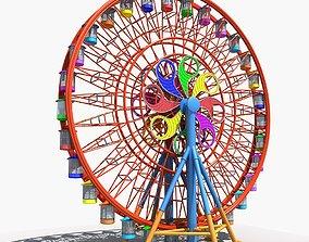 fun 3D Ferris wheel