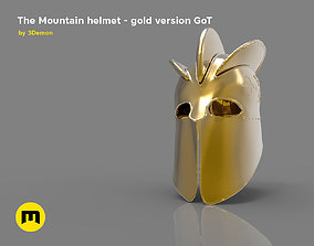 3D printable model The Mountain Helmet - Game of Thrones