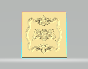Lions for Interior Design 3D print model