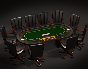 3D Poker Collection