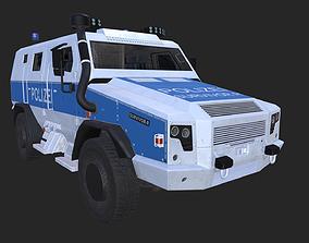 RMMV Survivor R 3D asset