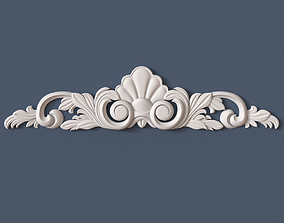 classical 3D model Decorative Onlay