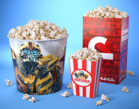 Popcorn 3D Collection