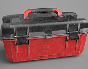 Game Ready Tool Box 3D model
