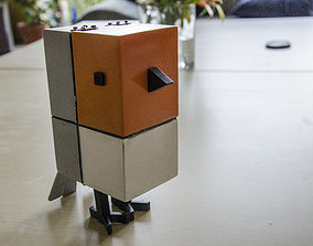 3D printable model Cubirds Box-Inseter