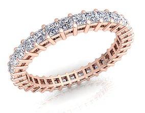 3D printable model Fancy Full Diamond Ring