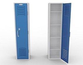 3D asset Locker