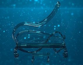 3D Fantasy piano