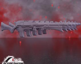 Nosferii - Shard Rifle 3D print model
