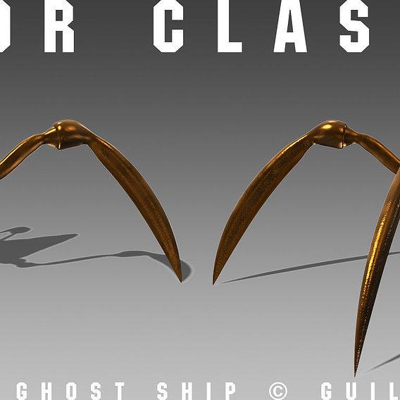 Warrior Class Alien Bug