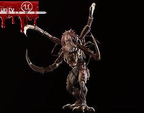 3D model Monster Crab