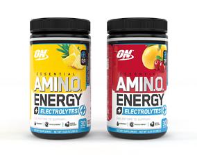 Amino Energy 3D
