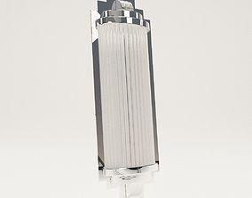 Bracket lamp Avignon - Art Deco style 3D model