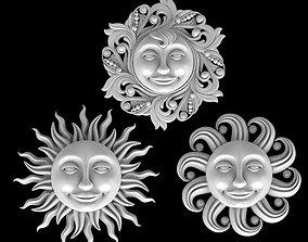 sun sun 3D