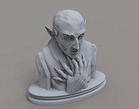 3D printable model The Classic Vampire Series Nosferatu