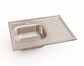 Kitchen sink 14 3D