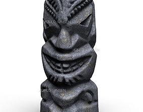 Hawaiian Totem 3D print model