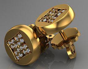 Earrings 01 3D printable model