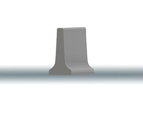 Barrier 3D print model