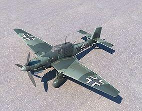 3D Junkers Ju 87