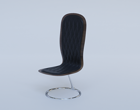 3D model chesterfield Chesterfield chair