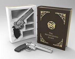 The Neverending Story Secret Book Box and 3D print model 4